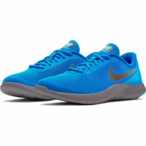 Nike Flex Contact Blue Hero / Gunsmoke 917932-403 (Youth)