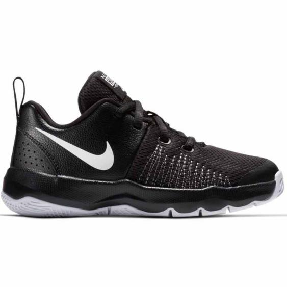 Nike Team Hustle Quick Black / White 922681-004 (Kids)