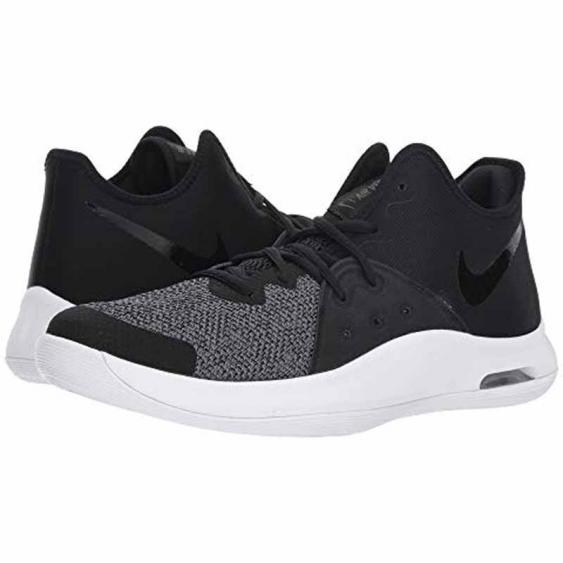 Nike Air Versitile III Black / White AO4430-001 (Men's)