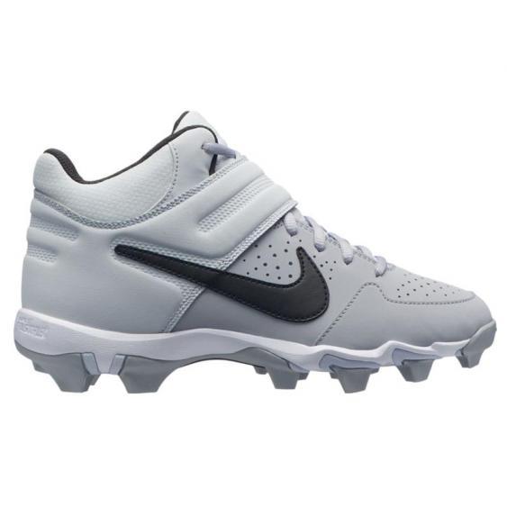 Nike Alpha Huarache VRS Mid Keystone Grey/ Black AO7582-002 (Youth)