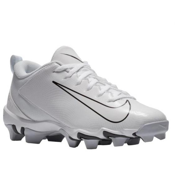 Nike Vapor Untouchable Shark 3 White/ Platinum 917171-100 (Youth)