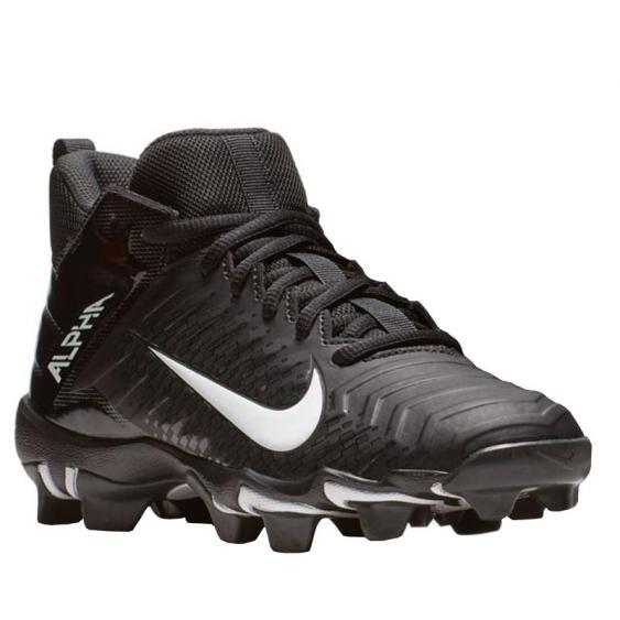Nike Alpha Menace 2 Shark Black/ White/ Anthracite AQ7654-001 (Youth)