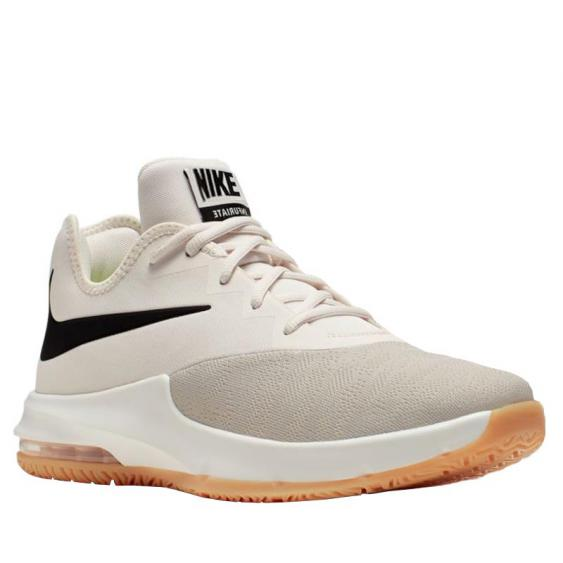 Nike Max Infuriate III Low Phantom/ Black/ Gum AJ5898-005 (Women's)