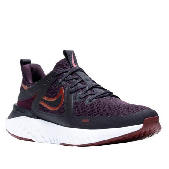 Nike Legend React 2 Burgundy Ash/ Copper AT1369-602 (Women's)