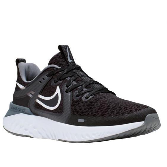 Nike Legend React 2 Black/ White/ Metallic AT1368-001 (Men's)