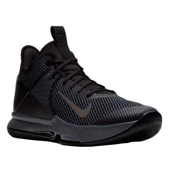 Nike Lebron Witness IV Black/ Iron Grey BV7427-003 (Men's)