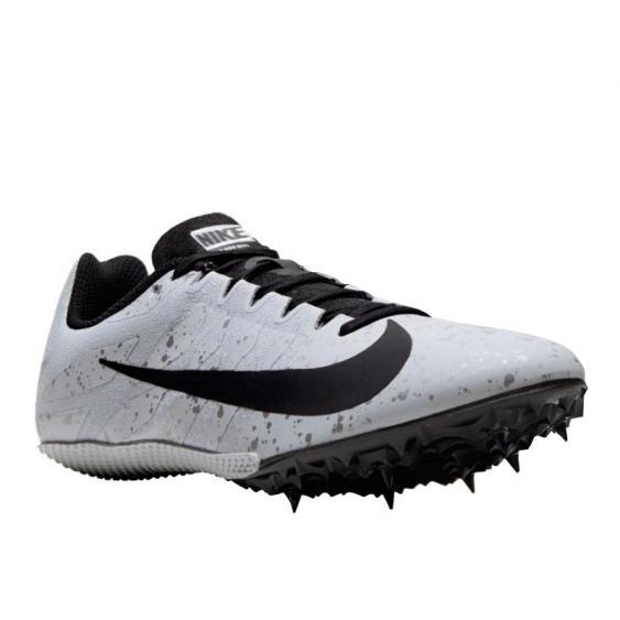 Nike Zoom Rival S 9 Pure Platinum/ Black/ Silver 907564-005 (Unisex)