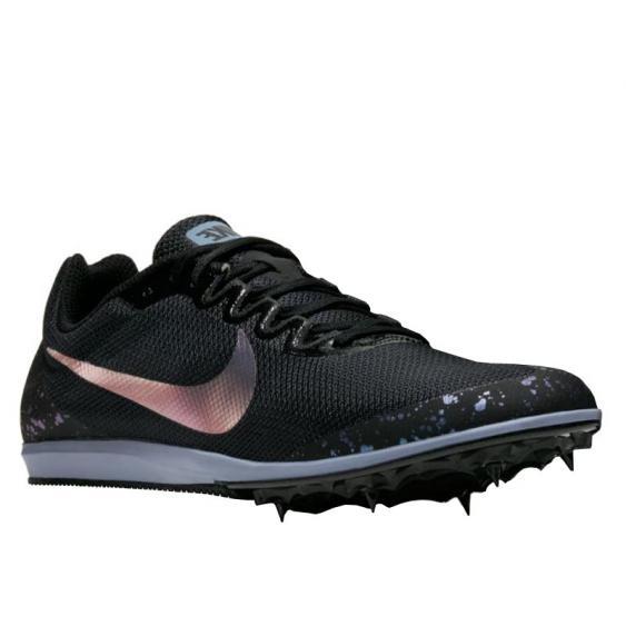 Nike Zoom Rival D 10 Black/ Indigo Fog 907566-003 (Unisex)