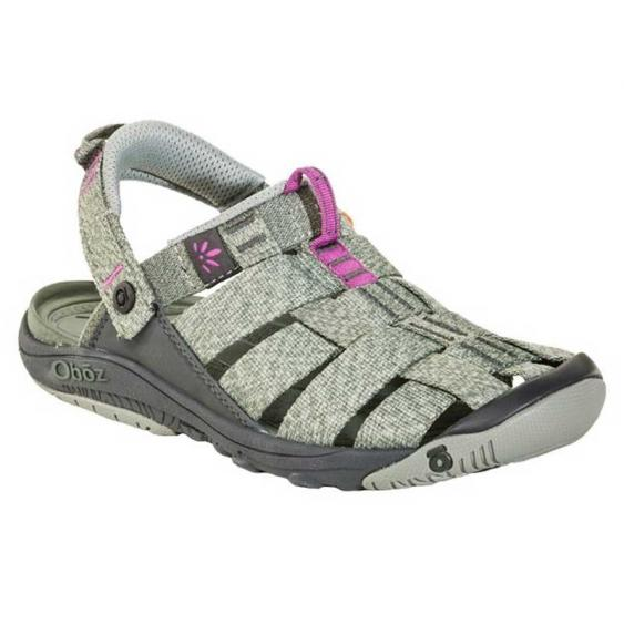 Oboz Campster Thyme/ Magenta 60502 (Women's)