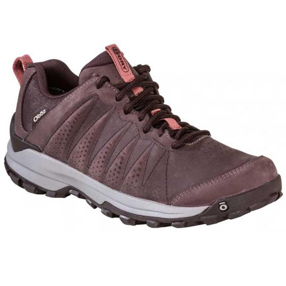 Oboz Sypes Low Leather B-Dry Peppercorn 76102 (Women's)