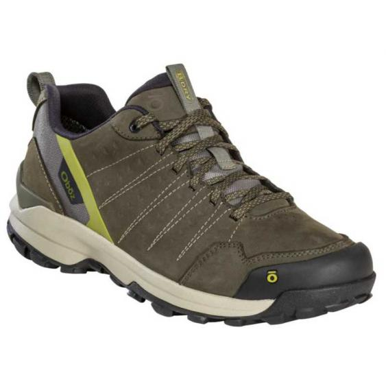 Oboz Sypes Low Leather B-DRY Loden 76101 (Men's)