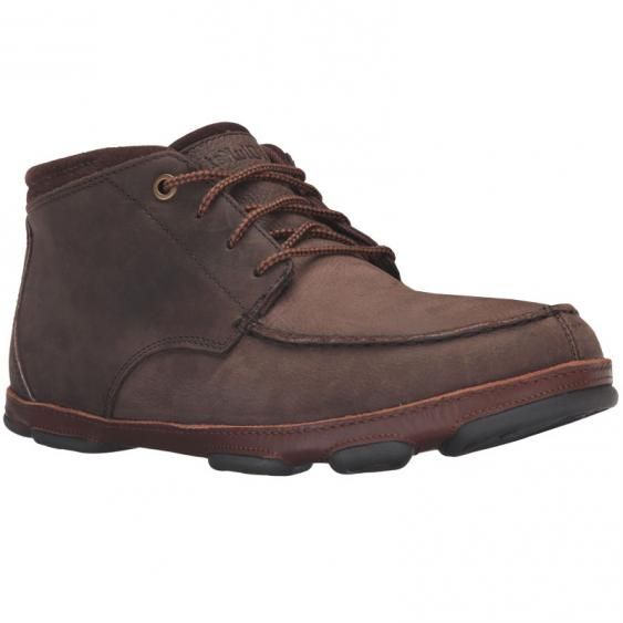 OluKai Hamakua Dark Wood 10304-6333 (Men's)