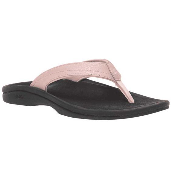 OluKai Ohana Petal Pink/Black 20110-3P40 (Women's)