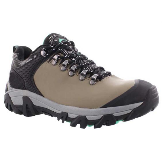 Pacific Mountain Elbert Low Coffee/ Green PM024139-006 (Women's)