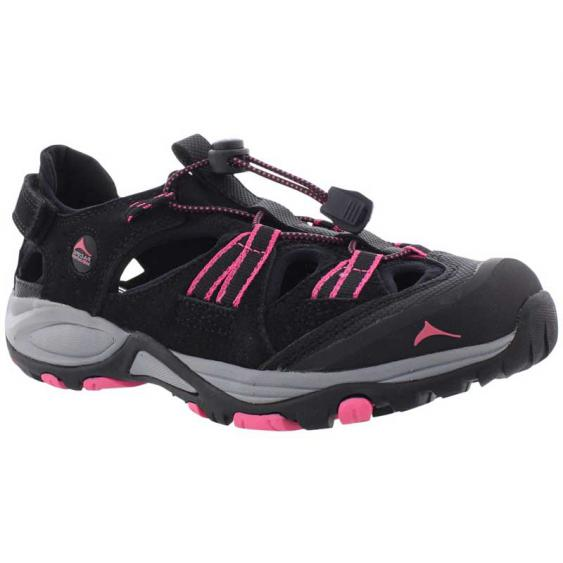 Pacific Mountain Dawson Black/ Pink PM008311-003 (Women's)