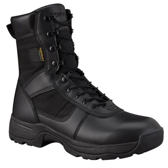 Propper Series 100 8'' Waterproof Side Zip Boot Black F4520-1T-001 (Men's)