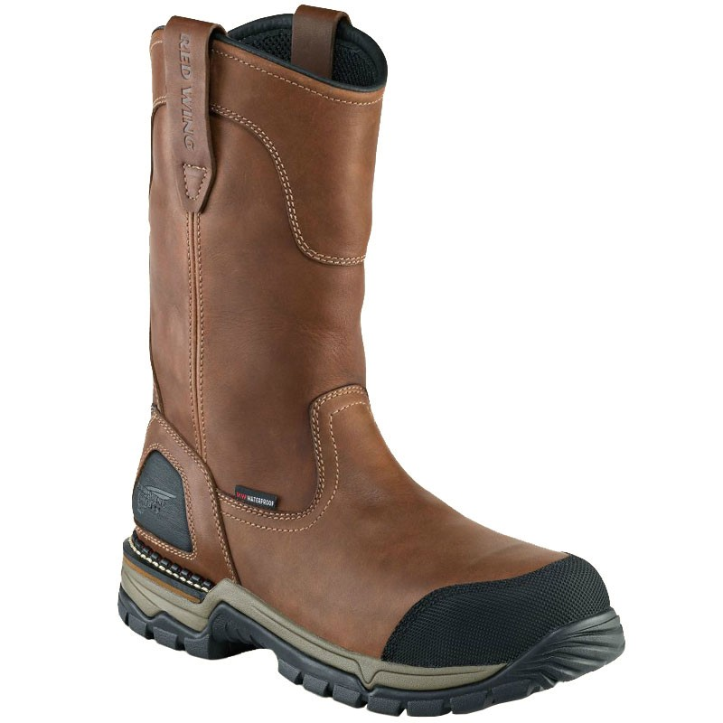 Red Wing 4448 11-inch Waterproof Pull