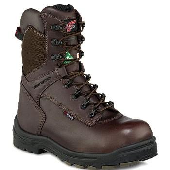 Red Wing 3548 9-inch 800g Waterproof Boot Brown (Men's)