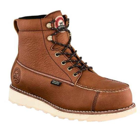Irish Setter by Red Wing Wingshooter 6'' NMT Cognac 83632 (Men's)