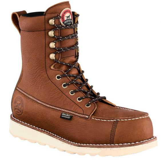 Irish Setter by Red Wing Wingshooter 8'' NMT Brown 83832 (Men's)