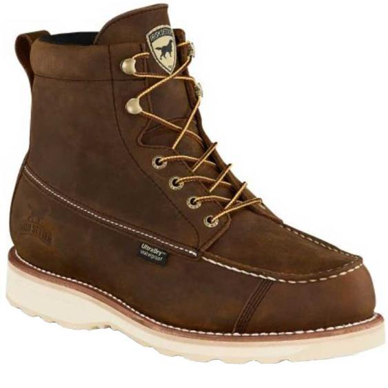 Irish Setter by Red Wing Wingshooter 7'' Soft Toe Brown 891 (Men's)