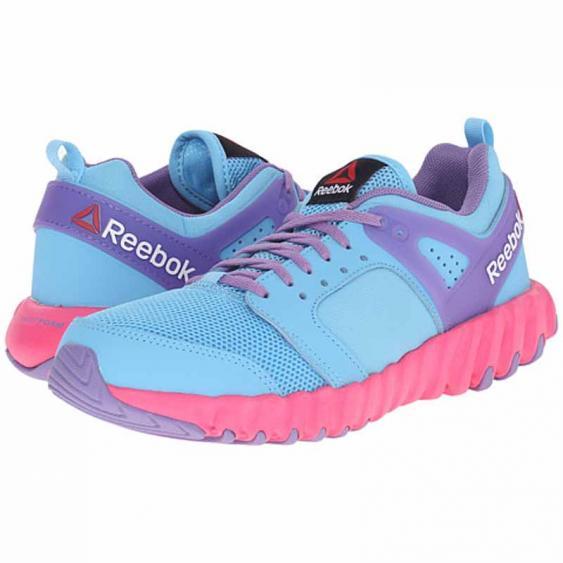 Reebok Twistform 2.0 Blue Splash / Violet AQ9439 (Kids)