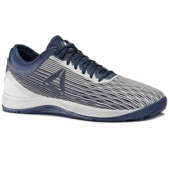 Reebok CF Nano 8.0 White / Navy / Stark Grey CN1037 (Men's)