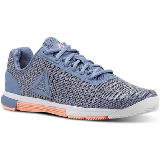 Reebok CrossFit Speed TR Flexweave Blue Slate / Pink CN5508 (Women's)