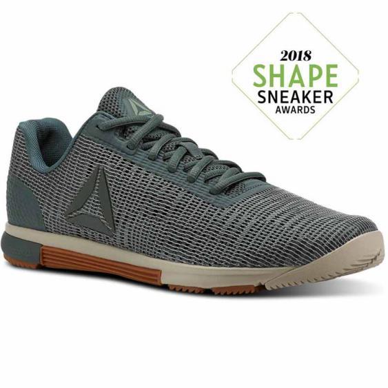 Reebok Speed TR Flexweave Green / Parchment CN5501 (Men's)