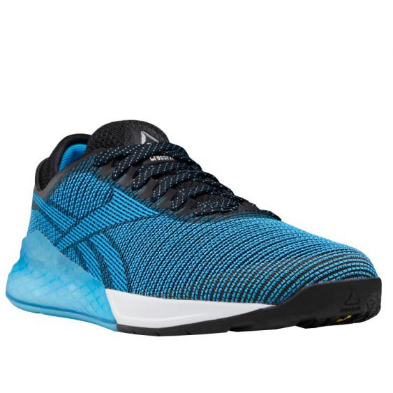 Reebok Nano 9.0 Black/ Bright Cyan DV6352 (Men's)