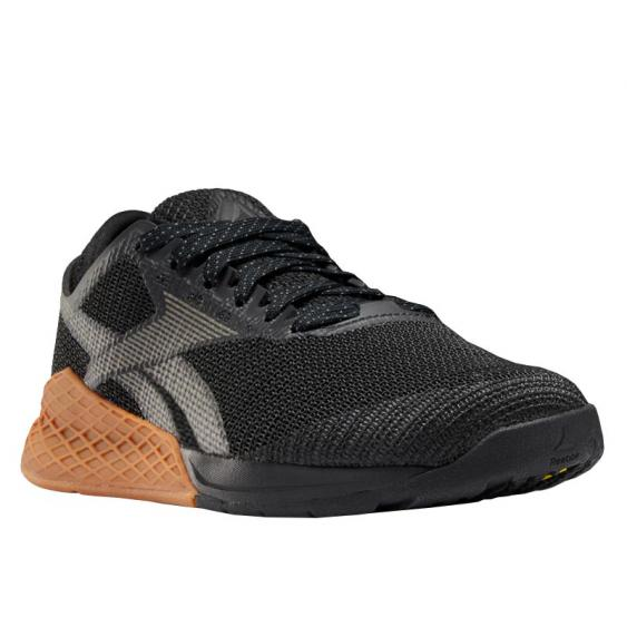 Reebok CrossFit Nano 9.0 Black/ True Grey 7 EG4422 (Men's)