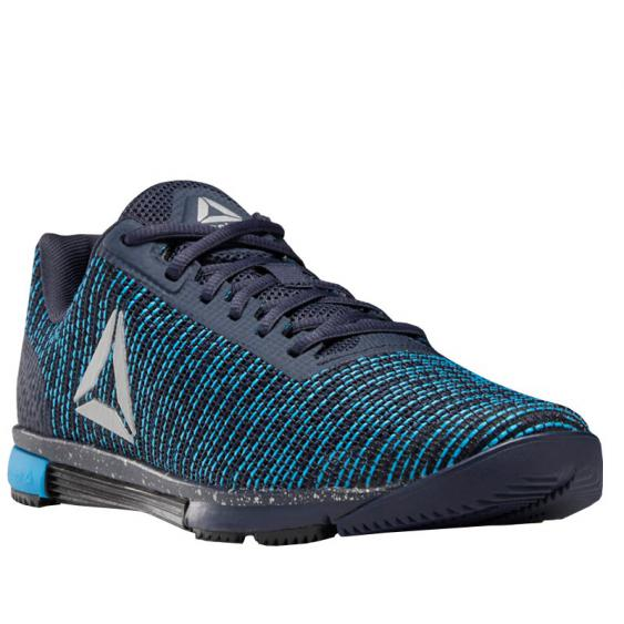 Reebok CrossFit Speed TR Flexweave Navy/ Gray DV9555 (Men's)