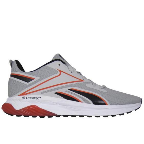 Reebok Liquifect 180 SPT Pure Grey/ Black/ Orange FV2525 (Men's)