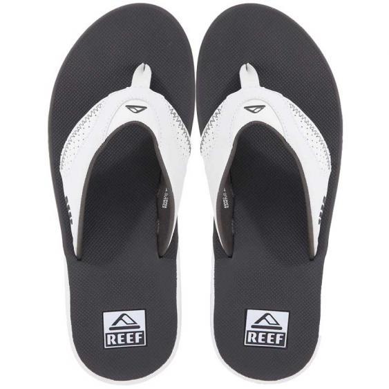 Reef Fanning Grey/White RF002026-GRW (Men's)