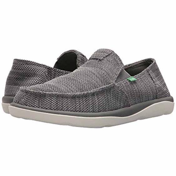 Sanuk Vagabond Tripper Mesh Charcoal 1091409 (Men's)