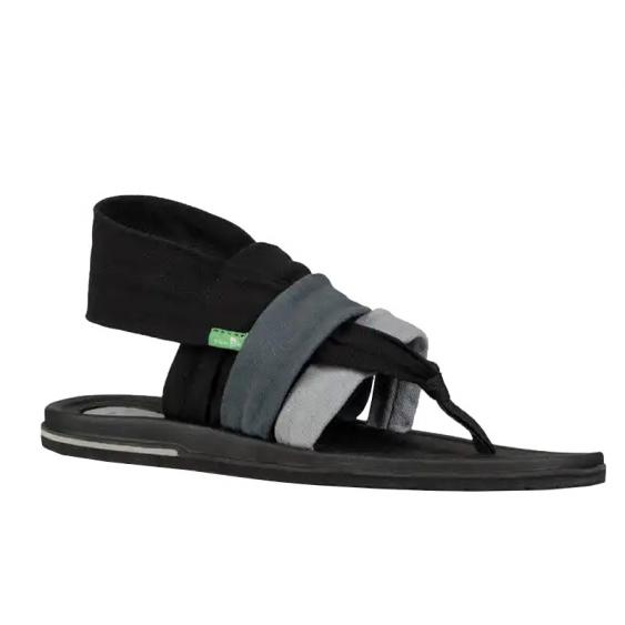 Sanuk Yoga Sling 3 Gradient Grey/ Black 1099405-GGBL (Women's)