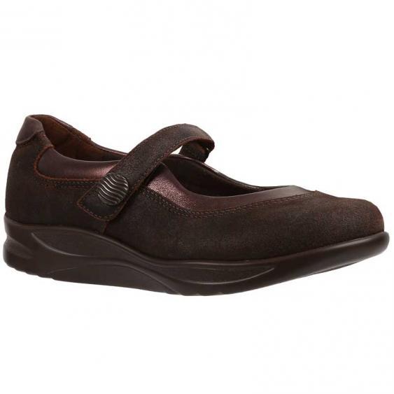 SAS Step Out Brown (Women's)