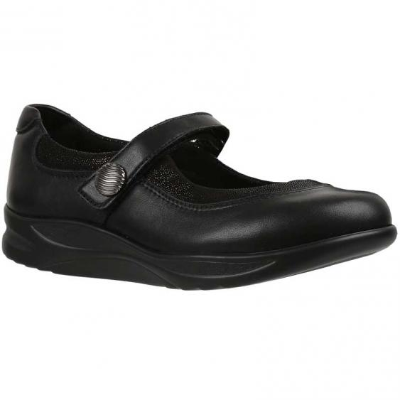 SAS Step Out Black (Women's)