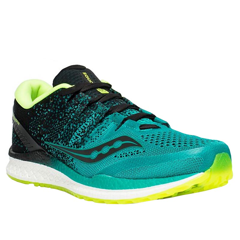Saucony Freedom ISO2 Teal/ Black S20440