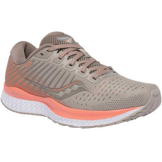 Saucony Guide 13 Moonrock/Coral S10548-30 (Women's)
