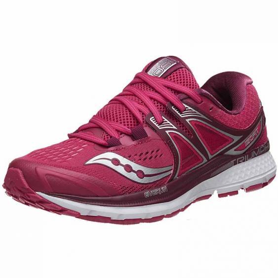 Saucony Triumph ISO 3 Pink / Berry S10346-1 (Women's)
