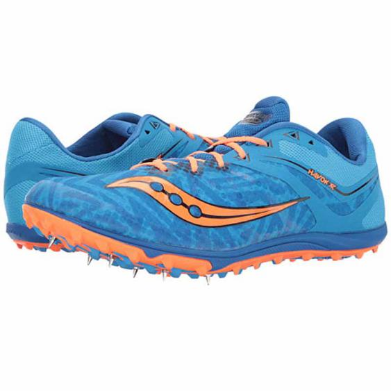 Saucony Havok XC Royal / Vizi Orange S29029-4 (Men's)