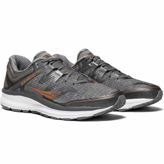 Saucony Guide ISO Grey / Copper S20415-3 (Men's)