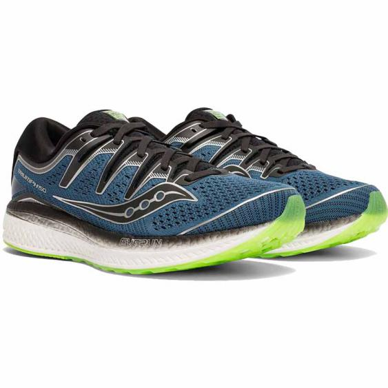 Saucony Triumph ISO 5 Steel / Black S20462-2 (Men's)