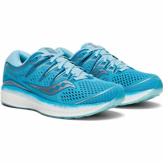 Saucony Triumph ISO 5 Blue S10462-2 (Women's)