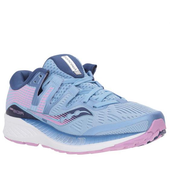 Saucony Ride ISO Purple Shade S10444-1 (Women's)