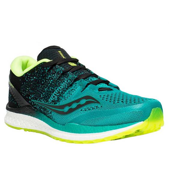 Saucony Freedom ISO2 Teal/ Black S20440-37 (Men's)