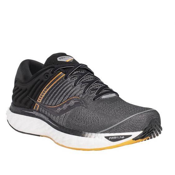 Saucony Triumph 17 Grey/ Black S20546-45 (Men's)