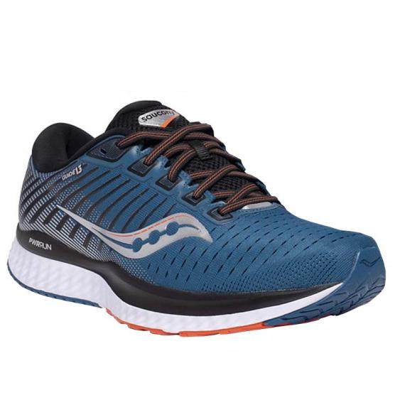 Saucony Guide 13 Blue/ Silver S20548-25 (Men's)
