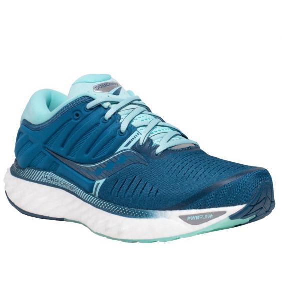Saucony Hurricane 22 Blue/ Aqua S10544-25 (Women's)